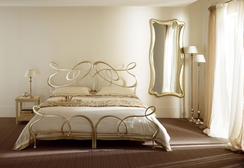غرفة نوم إيطالية رائعة 3 1500x1033 غرف نوم إيطالية تجمع الرومانسية والابتكار في جمال خيالي