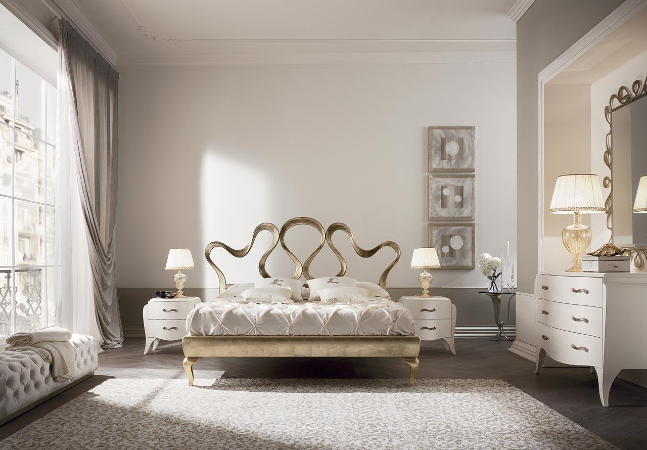 غرفة نوم إيطالية رائعة 9 غرف نوم إيطالية تجمع الرومانسية والابتكار في جمال خيالي