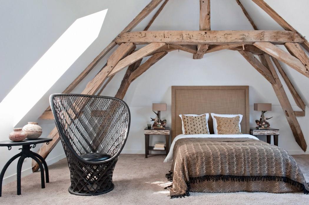 غرفة نوم بديكورات طبيعية منزل متميز بديكورات مستوحاة من الطبيعة وأعماق البحار
