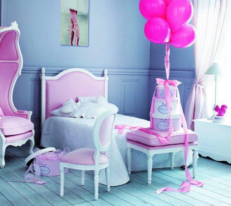 غرف نوم مميزة جداً لأميرتك الصغيرة