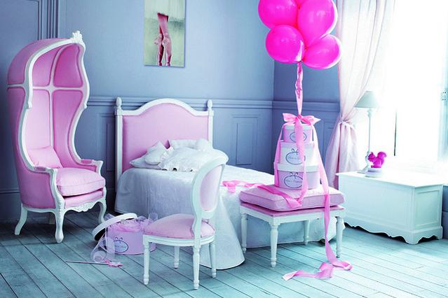 غرفة نوم بناتي 2 غرف نوم مميزة جداً لأميرتك الصغيرة