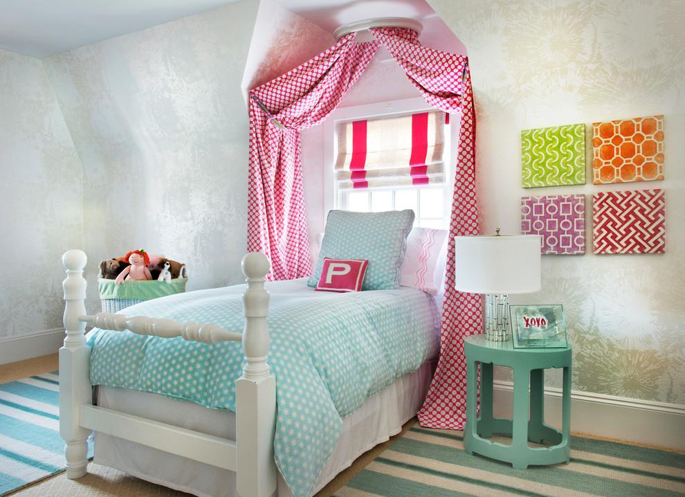 غرفة نوم بناتي غرف نوم مميزة جداً لأميرتك الصغيرة