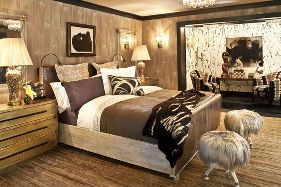 غرفة نوم بني %d8%ba%d8%b1%d9%81%d8%a9 %d9%86%d9%88%d9%85 %d8%a8%d9%86%d9%8a