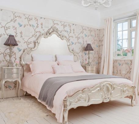 غرفة نوم رومانسية 3
