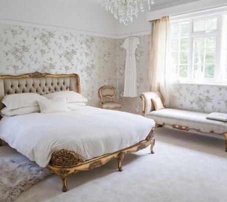 غرفة نوم رومانسية 7