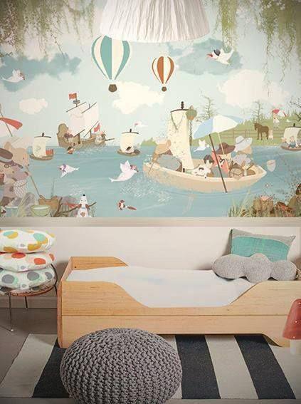 غرفة نوم صغيرة 2 غرف نوم مميزة جداً لأميرتك الصغيرة
