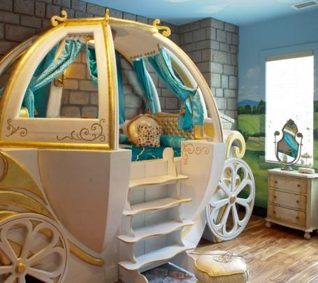 غرفة نوم فتيات 3