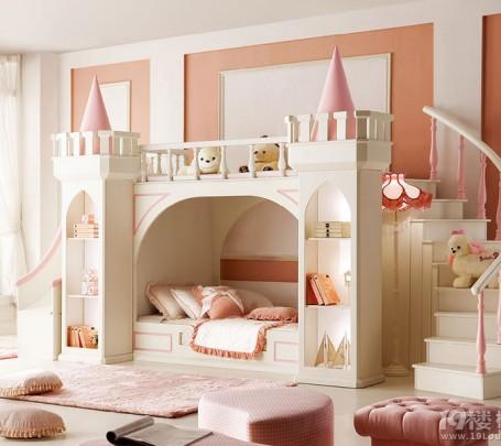 غرفة نوم فتيات 4