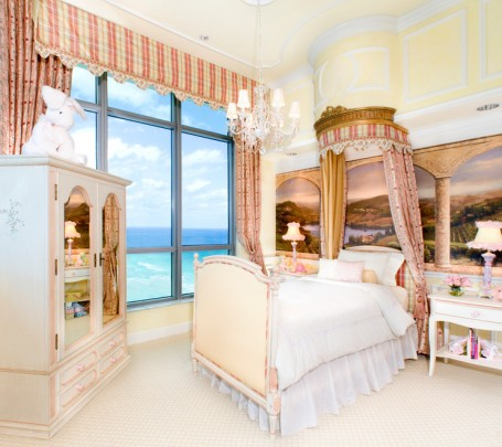 غرفة نوم فتيات 9
