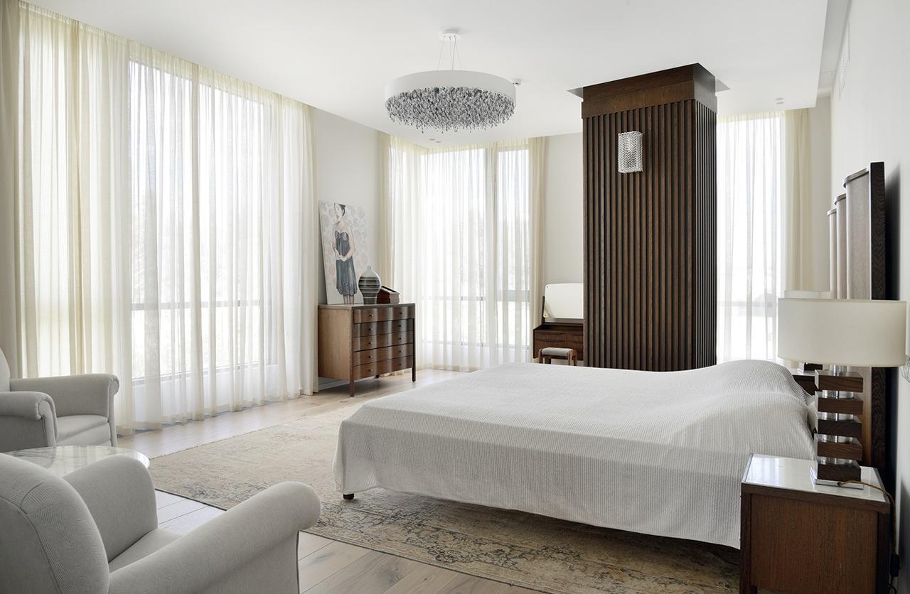 غرفة نوم مودرن 1ا العصرية والفخامة في تصميم منزل متميز جدًا