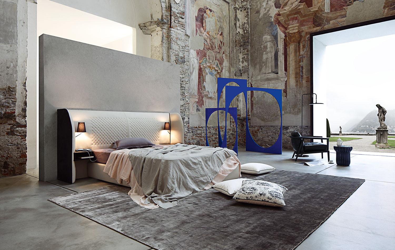 غرفة نوم مودرن 10 1500x950 البساطة والجمال في تصميمات سرير حديثة وغرف نوم مودرن متميزة