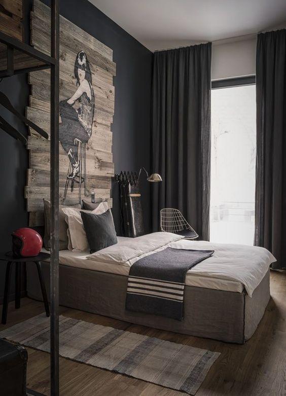غرفة نوم مو