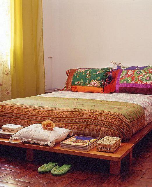 غرفة نوم 14 تصاميم غرف نوم على الطراز الهندي