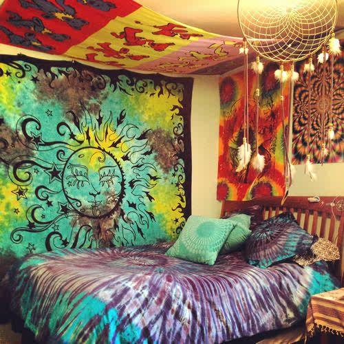 غرفة نوم 17 تصاميم غرف نوم على الطراز الهندي