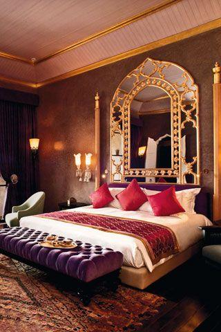 غرفة نوم 2 1 تصاميم غرف نوم على الطراز الهندي