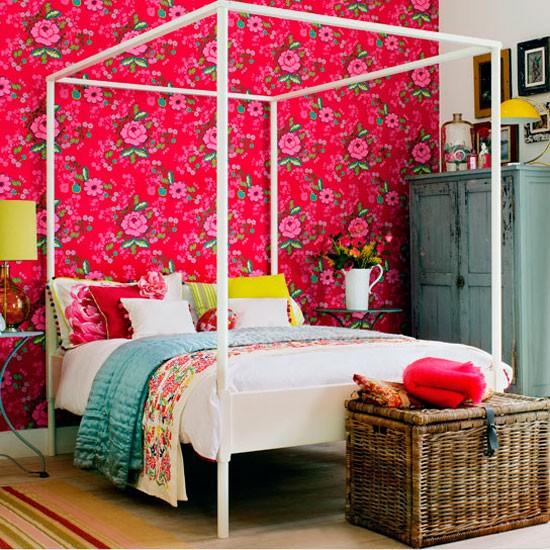 غرفة نوم 2 2 تصاميم غرف نوم على الطراز الهندي