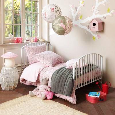 غرفة نوم 4 غرف نوم مميزة جداً لأميرتك الصغيرة