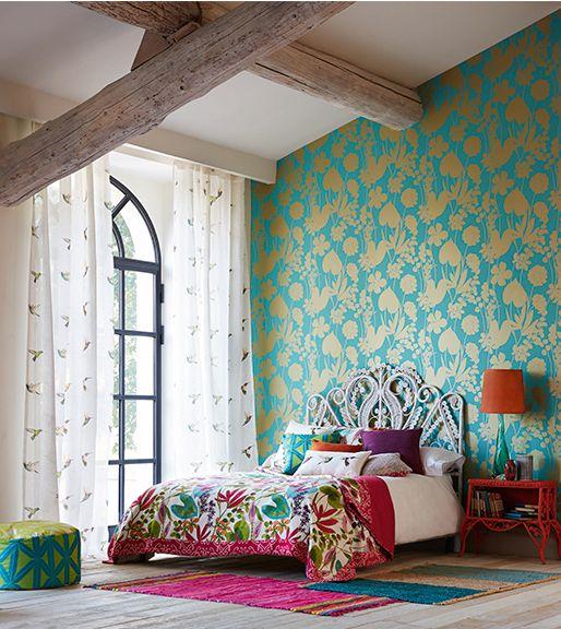 غرفة نوم 7 تصاميم غرف نوم على الطراز الهندي