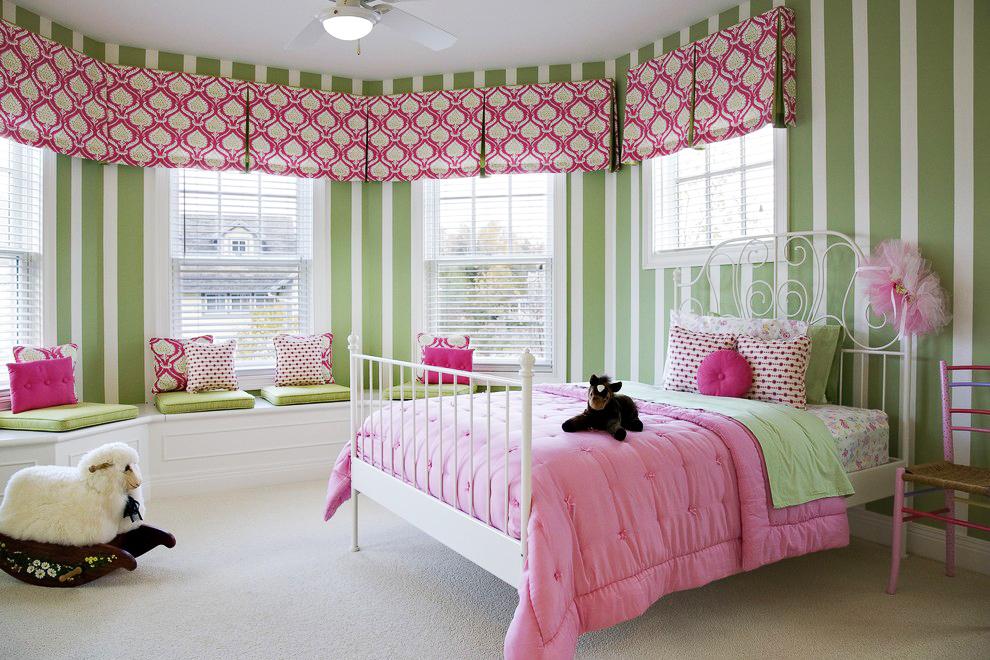 غرفة غرف نوم مميزة جداً لأميرتك الصغيرة