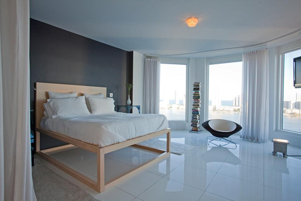 غرف نوم مودرن بسيطة ديكورات منازل رائعة من الداخل