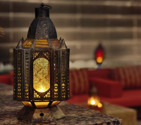 ٧ خطوات لتحضير منزلك لأستقبال رمضان