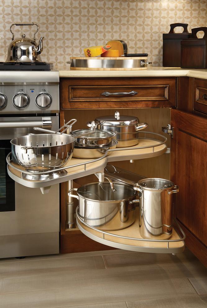 فكرة لمطبخ منظم 10 20 فكرة عملية لمطبخ منظم وأنيق   ج1