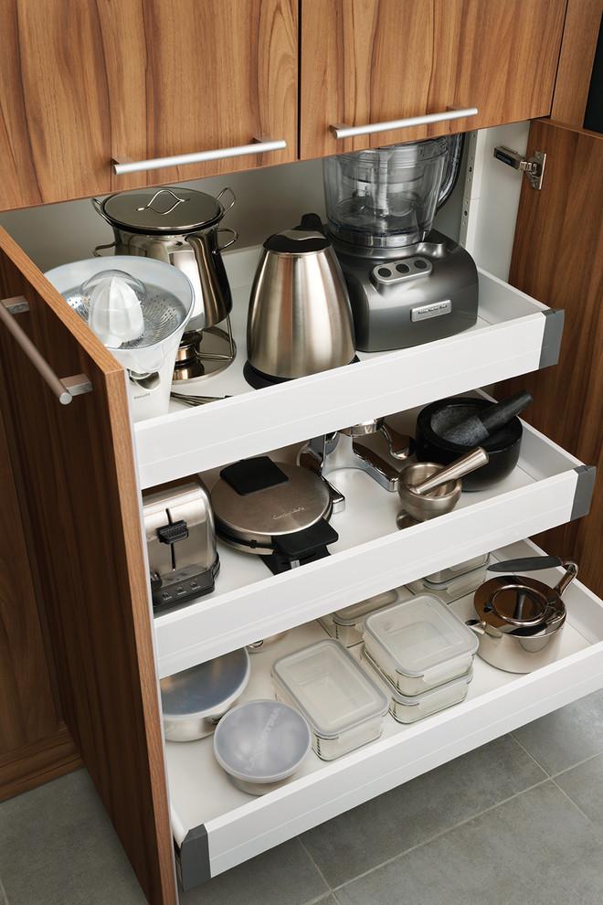 فكرة لمطبخ منظم 11 20 فكرة عملية لمطبخ منظم وأنيق ج2