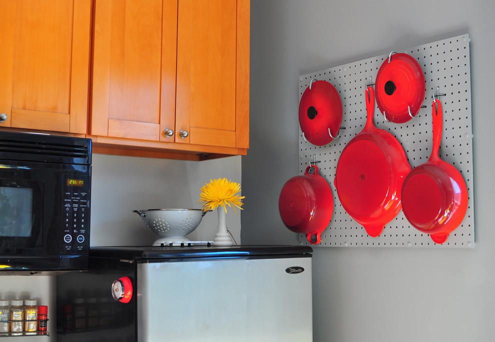 فكرة لمطبخ منظم 17ا 20 فكرة عملية لمطبخ منظم وأنيق ج2