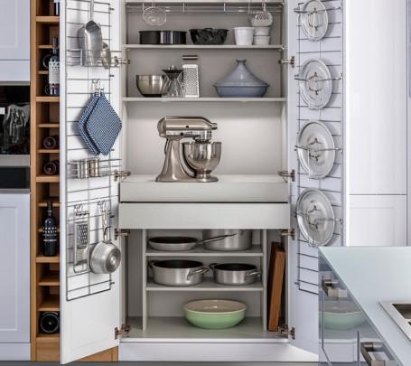 20 فكرة عملية لمطبخ منظم وأنيق - ج1