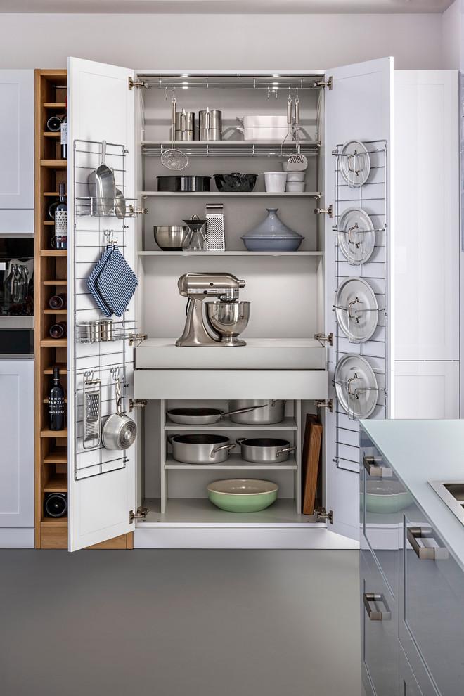 فكرة لمطبخ منظم 2 20 فكرة عملية لمطبخ منظم وأنيق   ج1