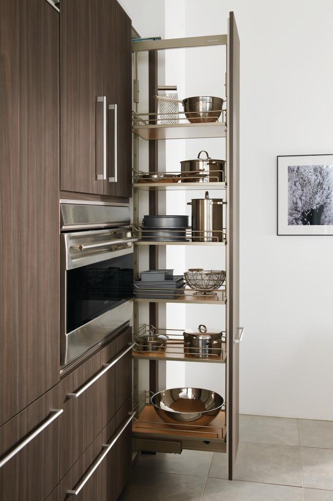 فكرة لمطبخ منظم 3 20 فكرة عملية لمطبخ منظم وأنيق   ج1