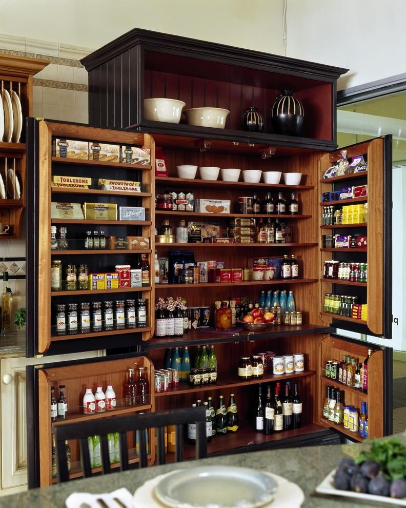 فكرة لمطبخ منظم 6 فكرة لمطبخ منظم 6