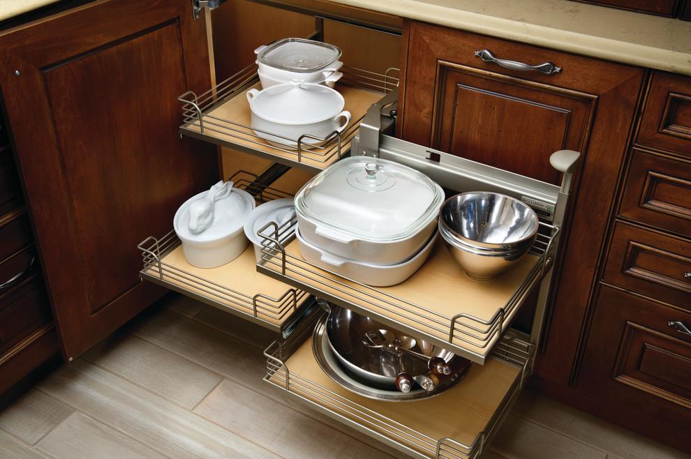 فكرة لمطبخ منظم 7 20 فكرة عملية لمطبخ منظم وأنيق   ج1