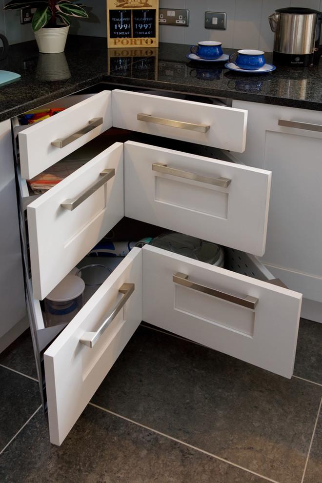 فكرة لمطبخ منظم 8ا 20 فكرة عملية لمطبخ منظم وأنيق   ج1