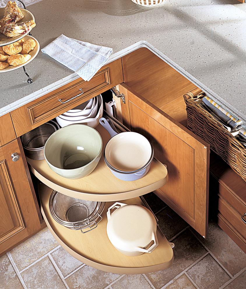 فكرة لمطبخ منظم 9 20 فكرة عملية لمطبخ منظم وأنيق   ج1