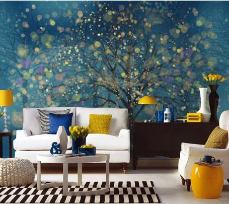 كيف تحولين حوائط منزلك للوحات فنية مبهرة؟