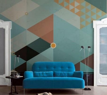 لوحة جدارية مودرن 2