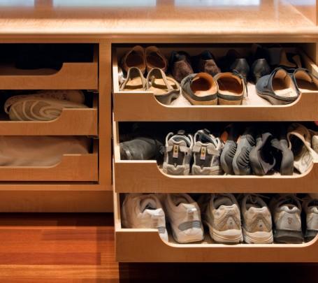 مساحة تخزين أحذية  3