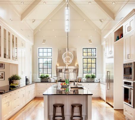 مطبخ أبيض 2