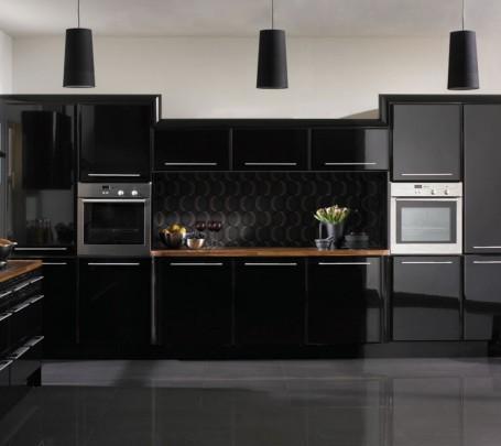 مطبخ أسود 2
