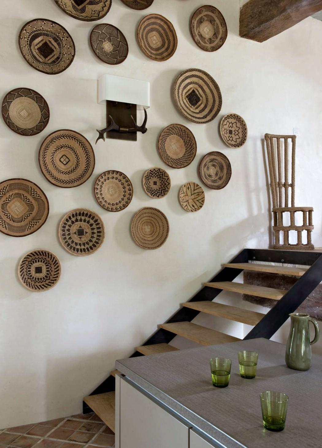 مطبخ بديكورات مبتكرة 1ا منزل متميز بديكورات مستوحاة من الطبيعة وأعماق البحار