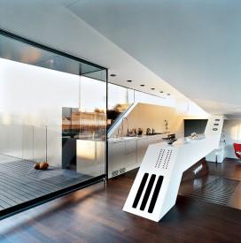 10 مطابخ رائعة بتصميمات من المستقبل