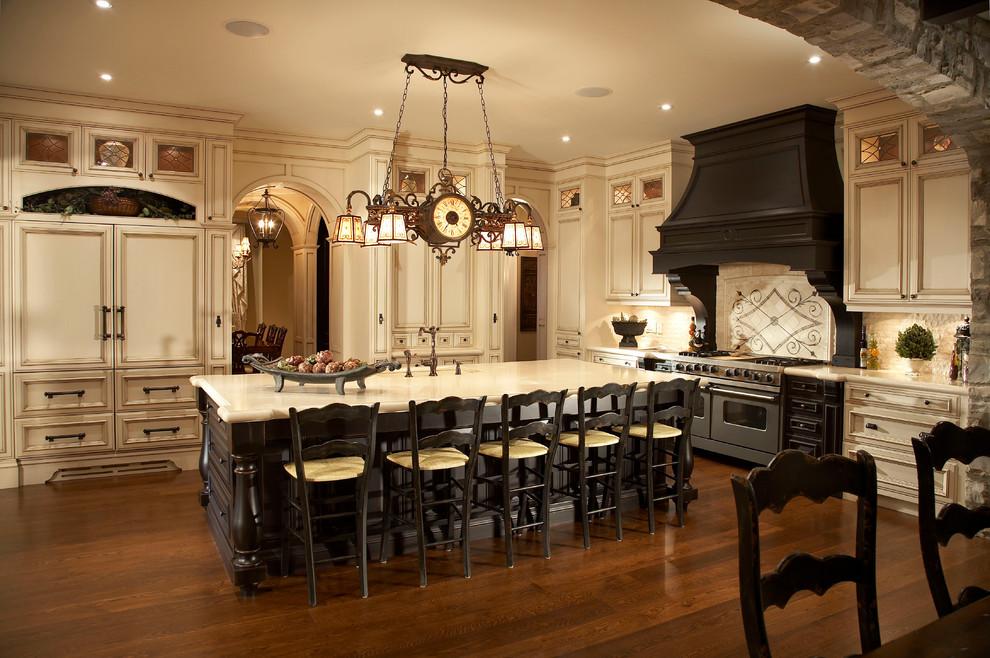 مطبخ كلاسيكي فخم 1 مطبخ كلاسيكي فخم 1