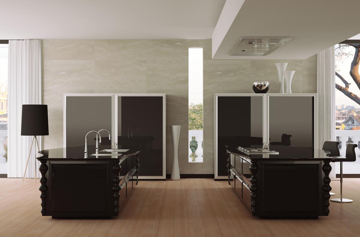 مطبخ مودرن فخم 9 العصرية والفخامة في 10 مطابخ مودرن بتصميمات إيطالية