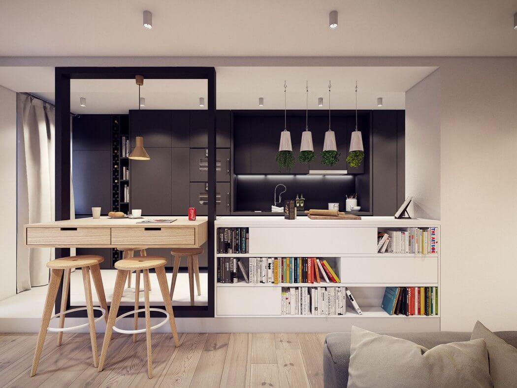 مطبخ مودرن 11 أفكار رائعة وديكورات مبتكرة في منزل مودرن متميز