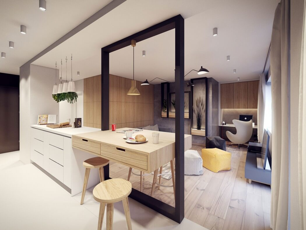 مطبخ مودرن 31 أفكار رائعة وديكورات مبتكرة في منزل مودرن متميز