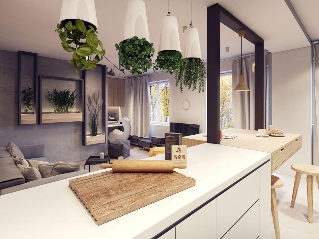 مطبخ مودرن 4 أفكار رائعة وديكورات مبتكرة في منزل مودرن متميز