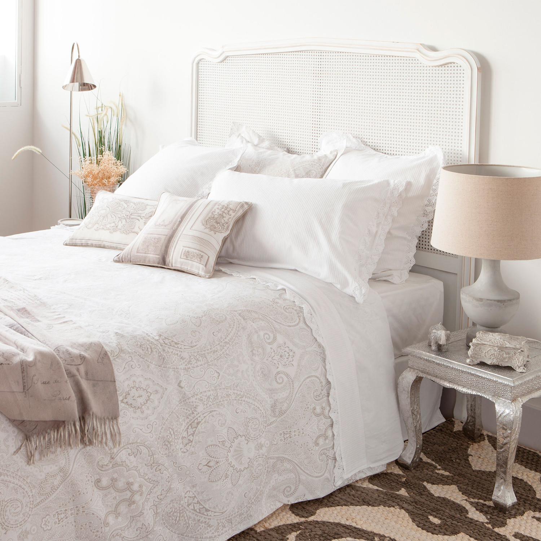 مفروشات بنقوش هادئة 2 1500x1500 مفروشات سرير بتصميمات رائعة وأذواق راقية من Zara Home