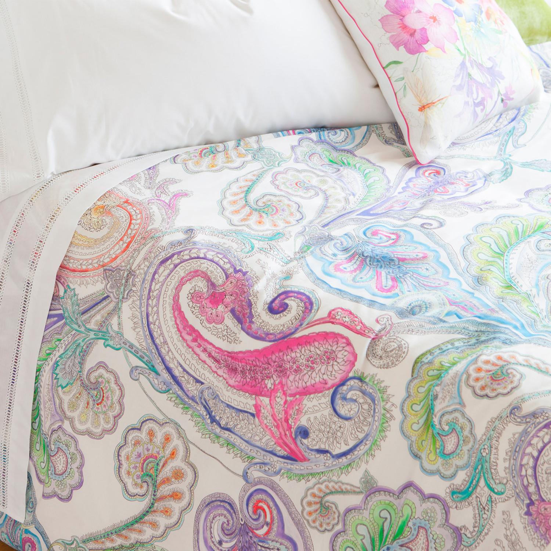 مفروشات ملونة 1ا 1500x1500 مفروشات سرير بتصميمات رائعة وأذواق راقية من Zara Home