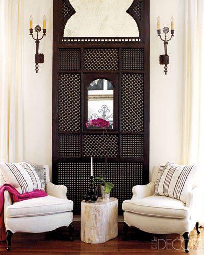 مقاعد ديكورات عربية في غاية الفخامة لمنزلك